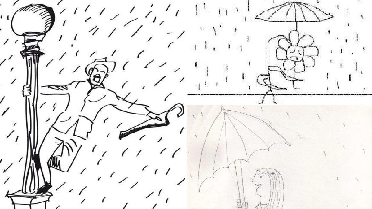 Test Persona Bajo La Lluvia Cómo Funciona Y Conclusiones Depsicologia Com