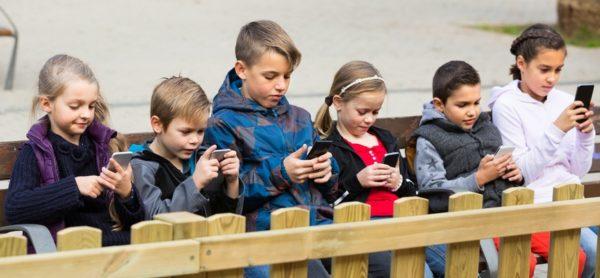 Adiccion redes sociales niños