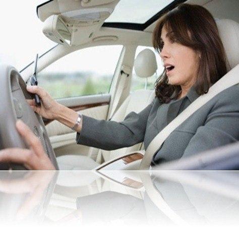fobia a conducir o amaxofobia
