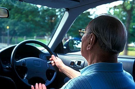 Conducir siendo mayores | investigacion