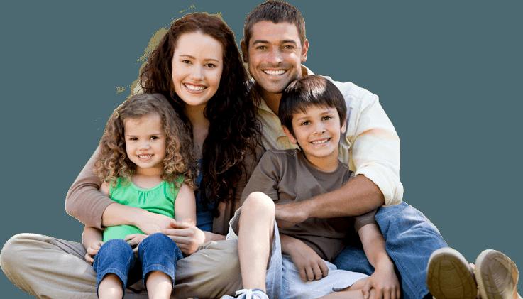 Foto familia feliz - Imagui
