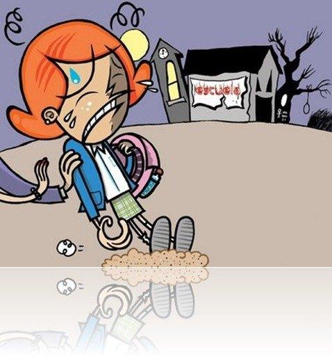 fobia escolar o rechazo al colegio