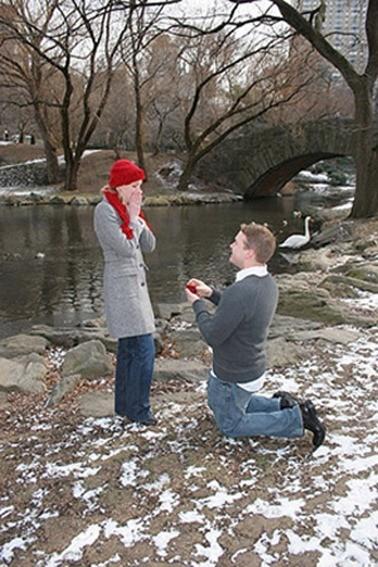 hombres romanticos