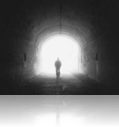luz tunel