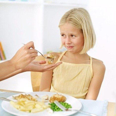 Trastornos alimentación | Sindrome alimentacion selectiva