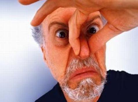SRO sindrome referencia olfativa