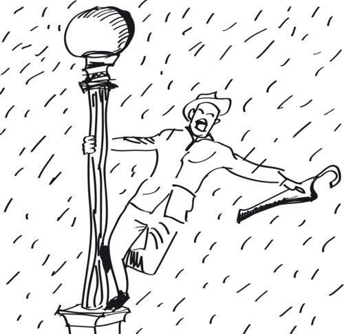 Test Persona bajo la lluvia  Psicologia en Morelia