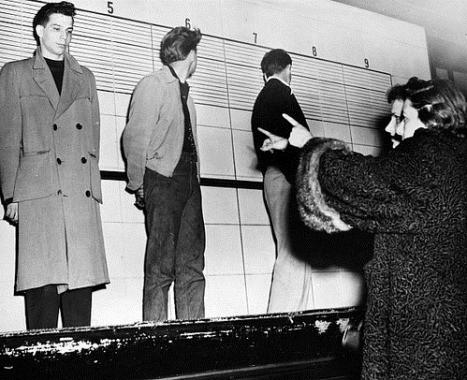 police-lineup-1953-granger