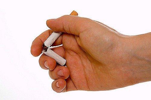 Dejar fumar por el complot